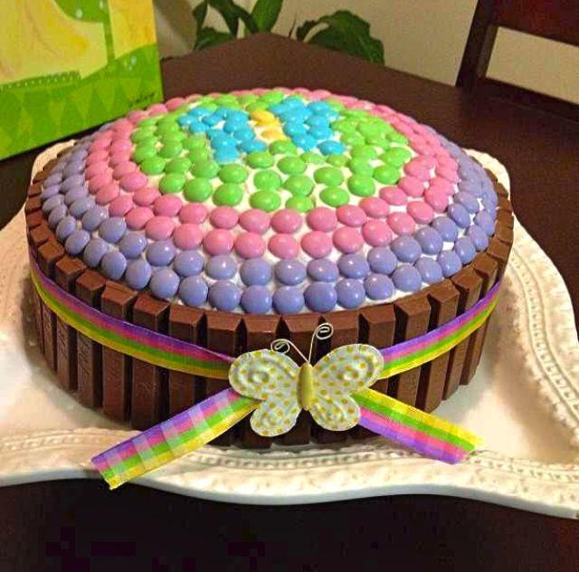 Double Layer Birthday Cake Ideas