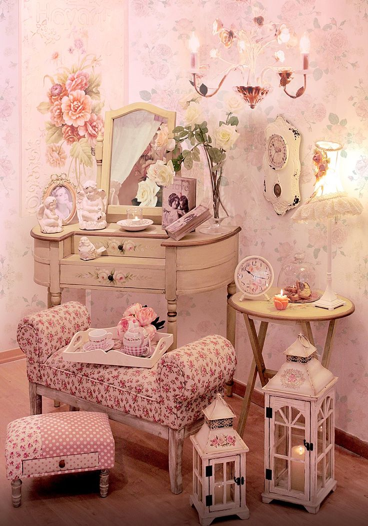 Sometimes fantasy meets reality and dreams come true! Doesn't this remind you of fairy tales? #pink #romantic www.inart.com