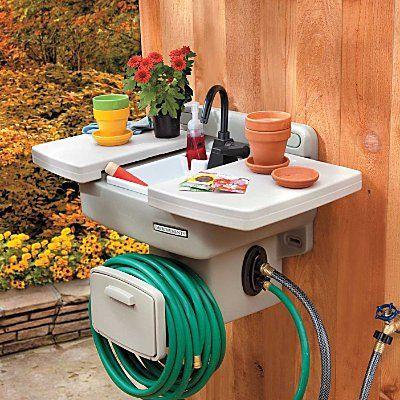 Amazon Com Outdoor Garden Sink Improvements Patio