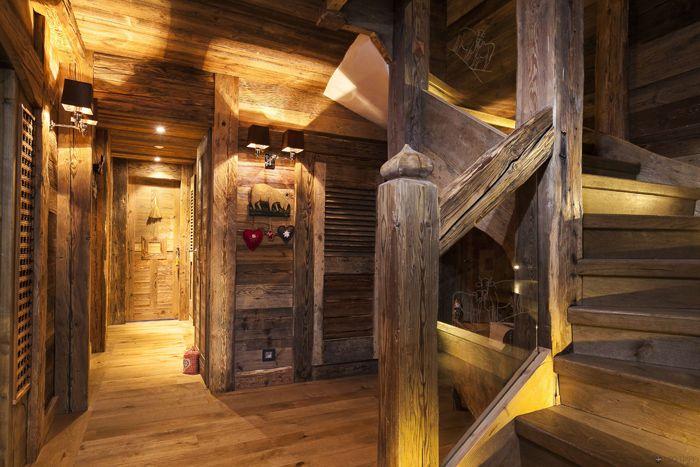 Очаровательное шале Tichka (Франция) | Пуфик - блог о дизайне интерьера