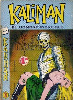 Kaliman el Hombre Increible (Comic CBR) (FD) 1 link Descargar Gratis Libros y Revistas | Descargadictos!