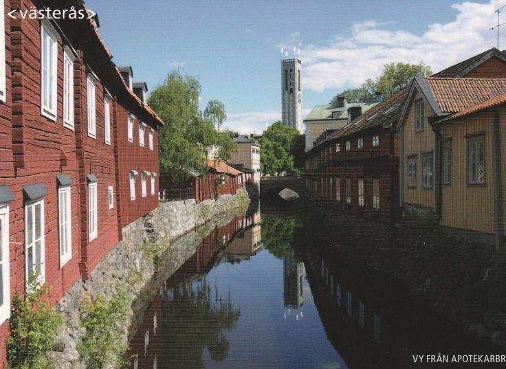 Västerås - View from Apotekarbron
