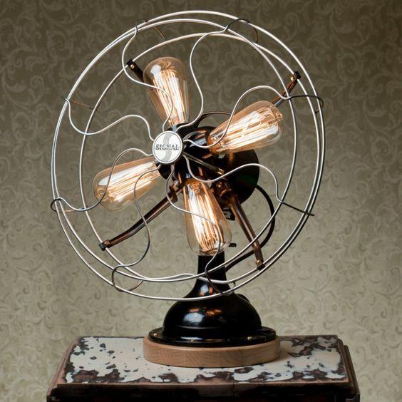 Superb Lampen selber machen Schauen Sie sich um was f r alte Gegenst nde Sie zu Hause haben Einige davon lassen sich in wunderbare DIY Lampenschirme verwandeln