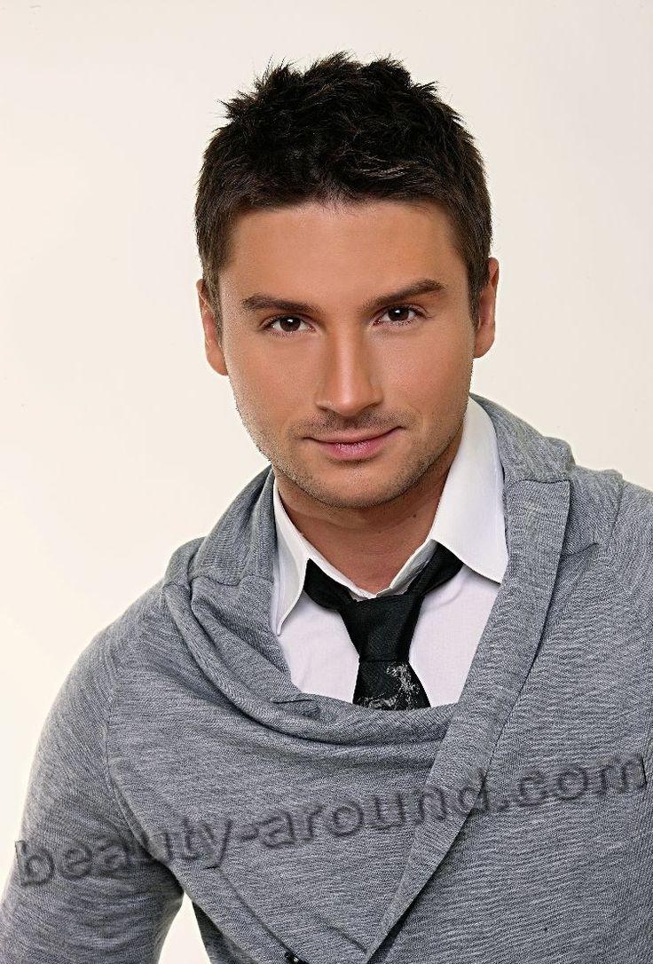 Sergey Lazarev Most handsome Russian singer photo