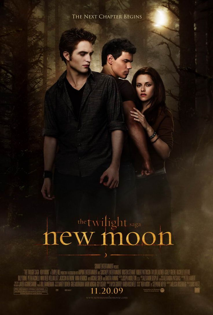 The Twilight Saga: New Moon (2009) By Chris Weitz