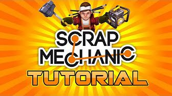 How to get SCRAP MECHANIC for free on pc - YouTube