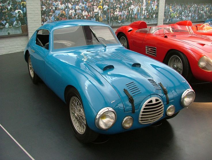 1950 Simca Gordini-Type 15S