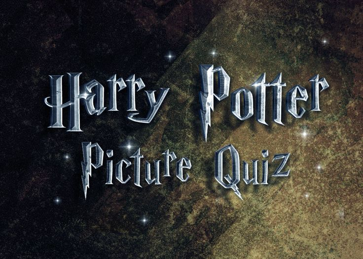 Harry Potter Picture Quiz - Can you name these Harry Potter characters? #harrypotter