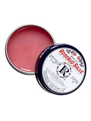 Smith's Rosebud Salve - best lip balm ever