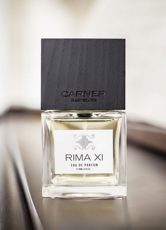 "RIMA XI | CARNER BARCELONA ""An intense floral spicy perfume that evokes the seductive, defiant, inaccessible..."""