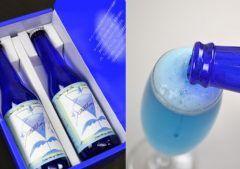 結婚式やお祝いの席に使いたい幸せを呼ぶ青いビールサムシングブルーをご紹介 ビールというと少しフランクなイメージがありますが まるでシャンパンのようにキレイなブルーのシャンパンビア 幸せを呼ぶ青いビールとして結婚式のお祝いやブライダルでの乾杯 引き出物用プレゼントなど幅広く利用されています キレイなブルーが出ていますが合成着色料や保存料は一切使用しておらず 藻から採取した天然の色素を使用しているんだそうです 御祝いの席での乾杯用はもちろん結婚式の贈り物や引出物にもおすすめですよ http://ift.tt/2eDlyTU