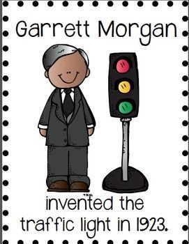 Celebrate Black History Month by study African American inventors.   Garrett Mor… – Christmas Everyday