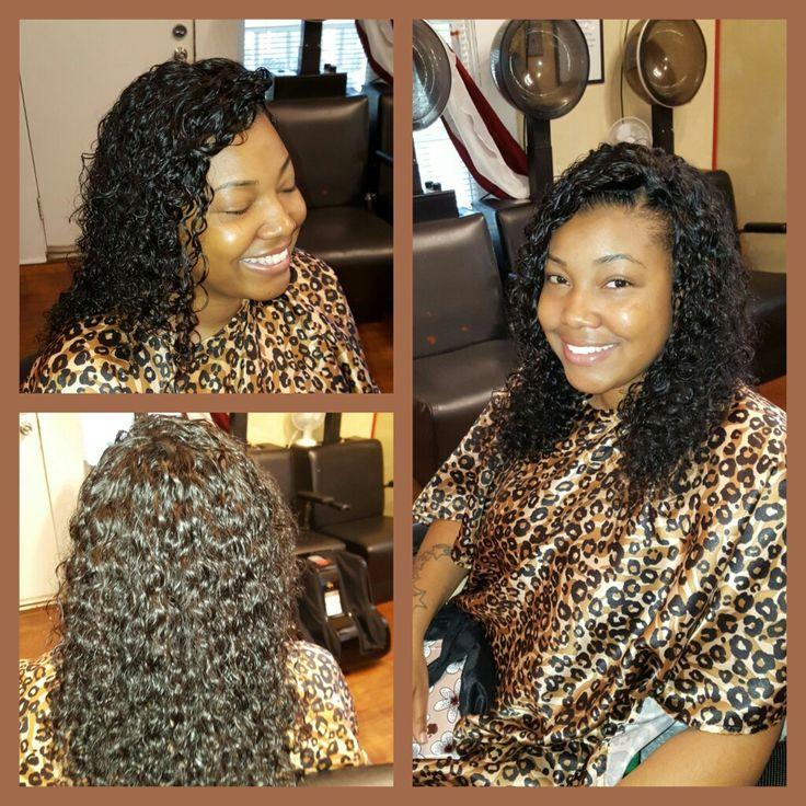 Bam'balaze Hair Studio  Ruston, La  71270 Www.bambalazehairstudio.com  Come Experience the KINN EFFECT! Styled by La'Kendrea  Thompson  Full head sew-in