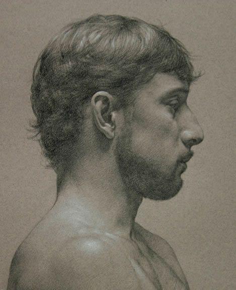 Artist Tony RyderAnthony Ryder, Pencil Sketches, Tony Ryder, Portraits, White Pastel, Oscars Mendoza, Artists Tony, Drawing, Art No3
