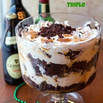 Boozy Irish Car Bomb Trifle Recipe - ZipList