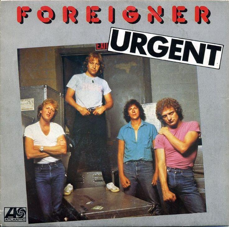 Foreigner – Hair Metal Mansion