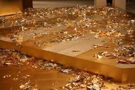 Le  Déco: La foglia d'oro: non solo cornici!