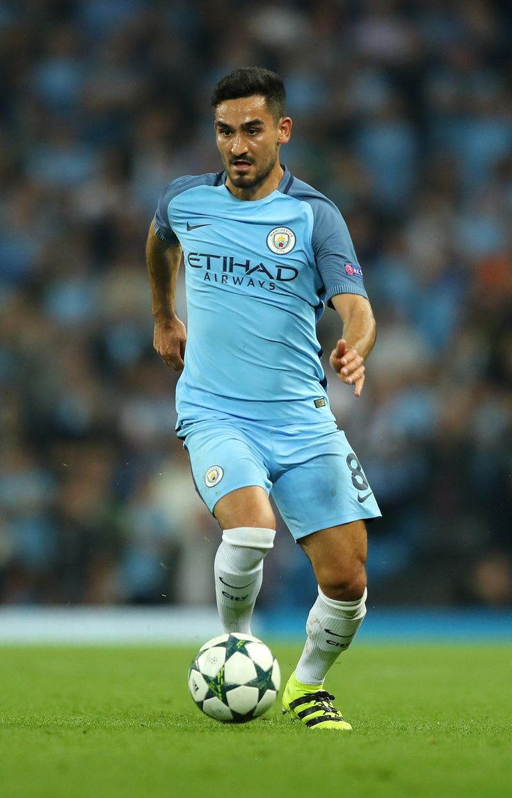 Gundogan in control