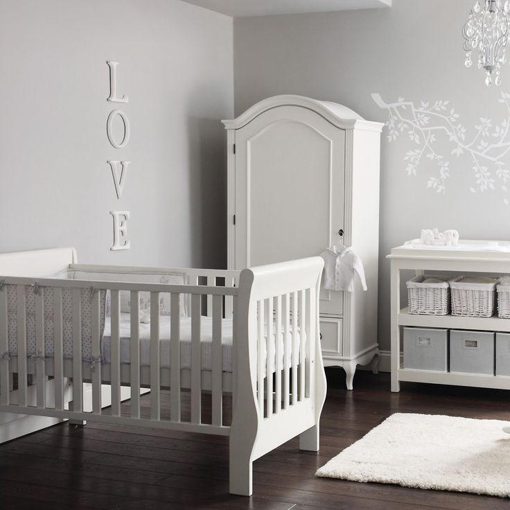 Best 25+ Grey white nursery ideas on Pinterest | White ...