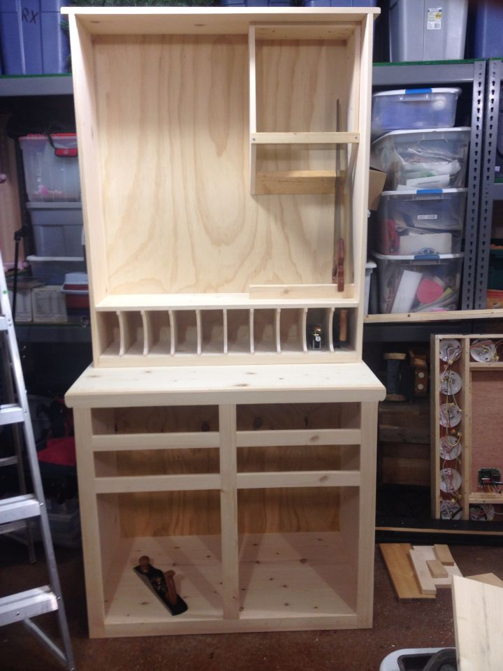 200 best Carpenters Saw Till images on Pinterest | Tool storage ...