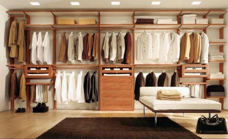 LA FALEGNAMI - Walk in closet - Classic cherry wood