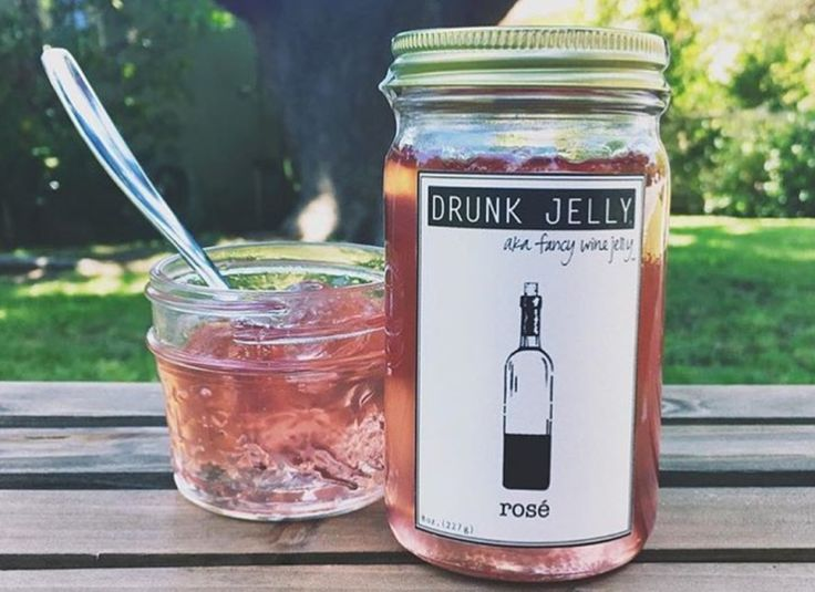 Alcoholic jellies set to revolutionise your charcuterie boards, toast, sandwiches and picnic spreads.