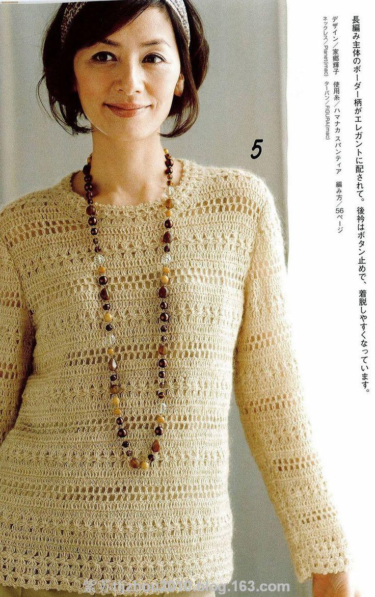 Lets knit series NV80223 2011 - 紫苏 - 紫苏的博客