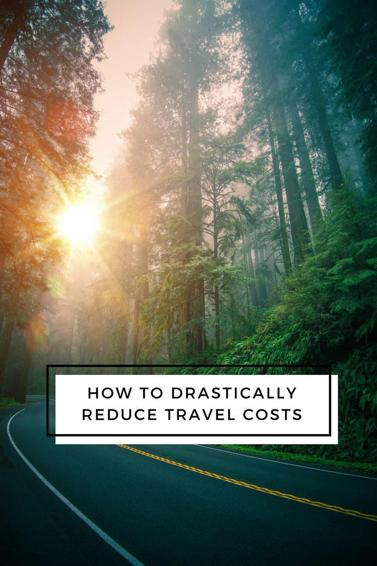 If you're looking to travel or enjoy a vacation this year, you might be wondering how to get the most bang for your buck and reduce travel costs!