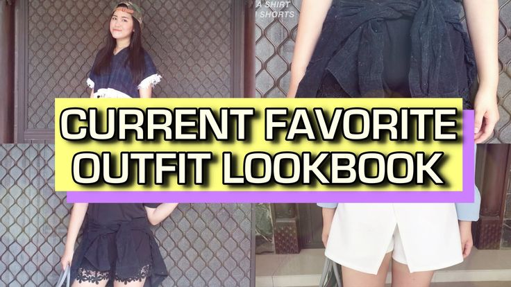 Current Favorite Outfits Lookbook : F21, Zalora, Wholesalebuying and more!