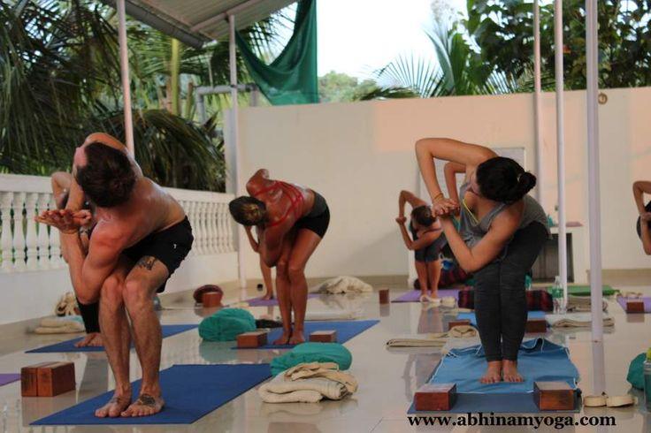 how to get certified to teach ashtanga yoga