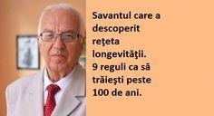 Profesorul bulgar Hristo Memerski afirmă că noi înşine ne distrugem viaţa. Memerski e autorul a zeci de cărţi de genetică şi a predat la peste 200 de universtăţi din 63 de ţări. Bătrâneţea nu e o stare naturală. E o boală pe care o provocăm alimentându-ne corect. 70 la sută dintre oameni mor pentru că …