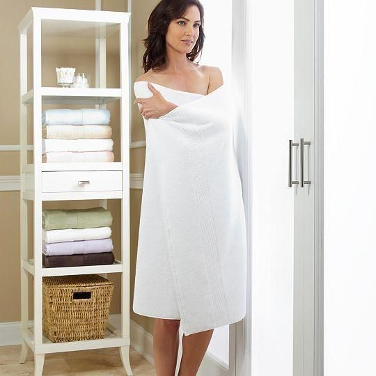 Dress your bath in the signature style of Liz Claiborne with these beautiful towels. piece-dyed dobby cotton terry soft and absorbent wide array of colors Bath sheet measures 34x64in.... More Details