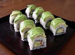 Pregnancy safe sushi recipe