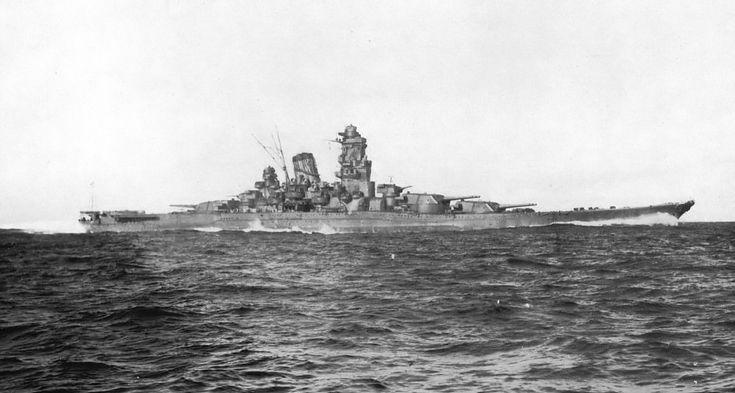 大和型戦艦 - Yamato class battleship