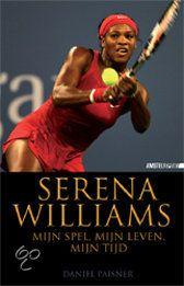 Serena Williams - De autobiografie - ISBN 9789048200306. Drie jaar oud was Serena Williams toen ze voor het eerst een tennisracket ter hand nam. Het was niet zomaar een actie uit jeugdig enthousiasme, maar... GRATIS VERZENDING - BESTELLEN BIJ TOPBOOKS VIA BOL COM OF VERDER LEZEN? DUBBELKLIK OP BOVENSTAANDE FOTO!