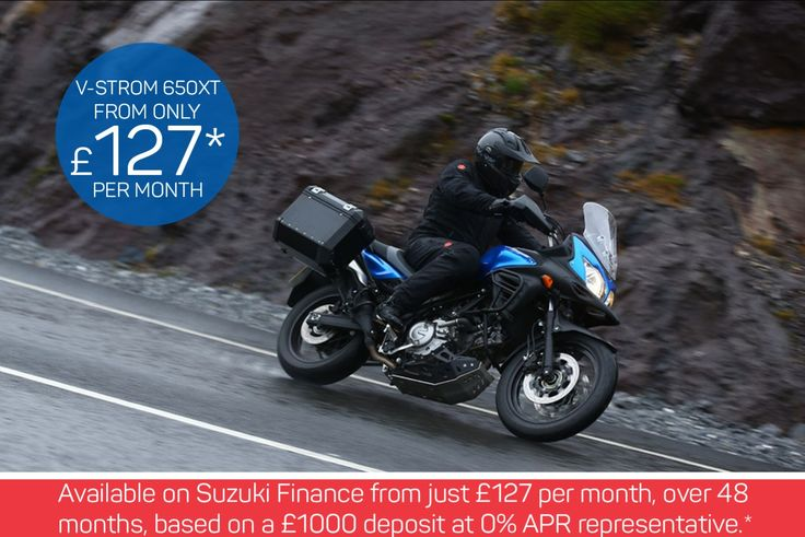 Crescent Suzuki Summer Special Offer | Crescent Motorcycles
