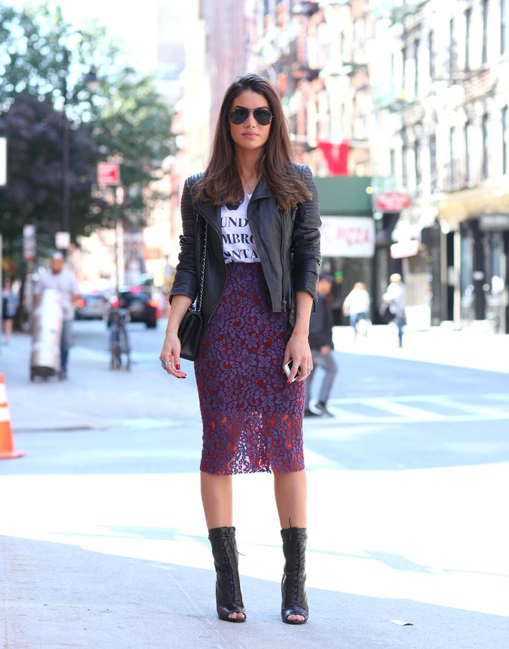 Super Vaidosa » My look: Midi skirt & Ankle boots