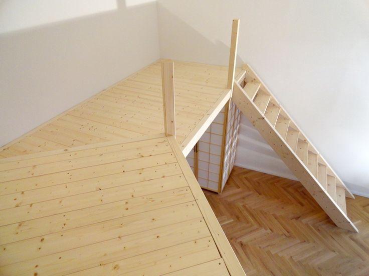 Amazing Vollholz Hochbetten ma gefertigt aus Berlin Hochetagen Etagenbetten Spieletagen Schlafebenen bauen