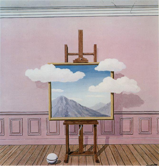 wryer: Rene Magritte - The Vengeance