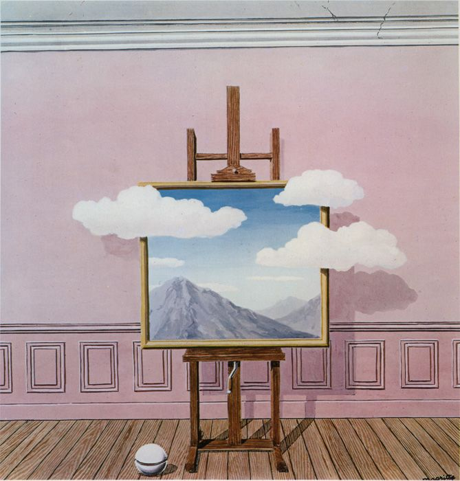 Rene Magritte - The Vengeance