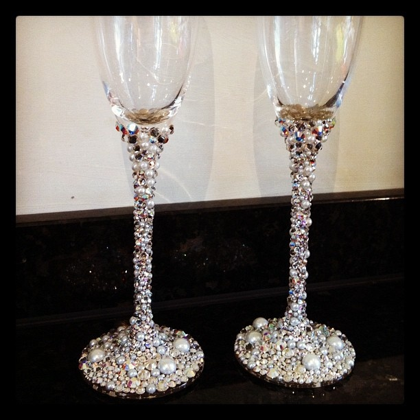 1000 images about champagne glass dreams on pinterest milk cookies champagne saucers and - Swarovski stemware ...