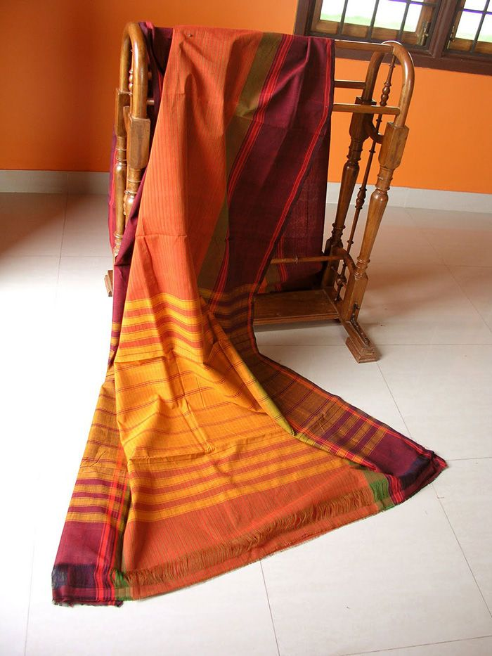 Ethnic+Chettinad+Saree+–+True+Indian+Attire
