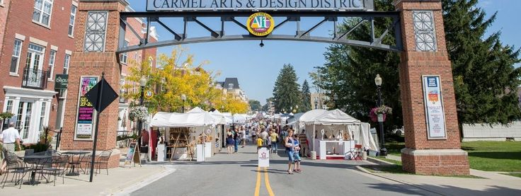 "Town & Country Magazine: Carmel IN is #1 based on ""quality of local schools, crime rates, housing trends, employment statistics, and access to amenities"""
