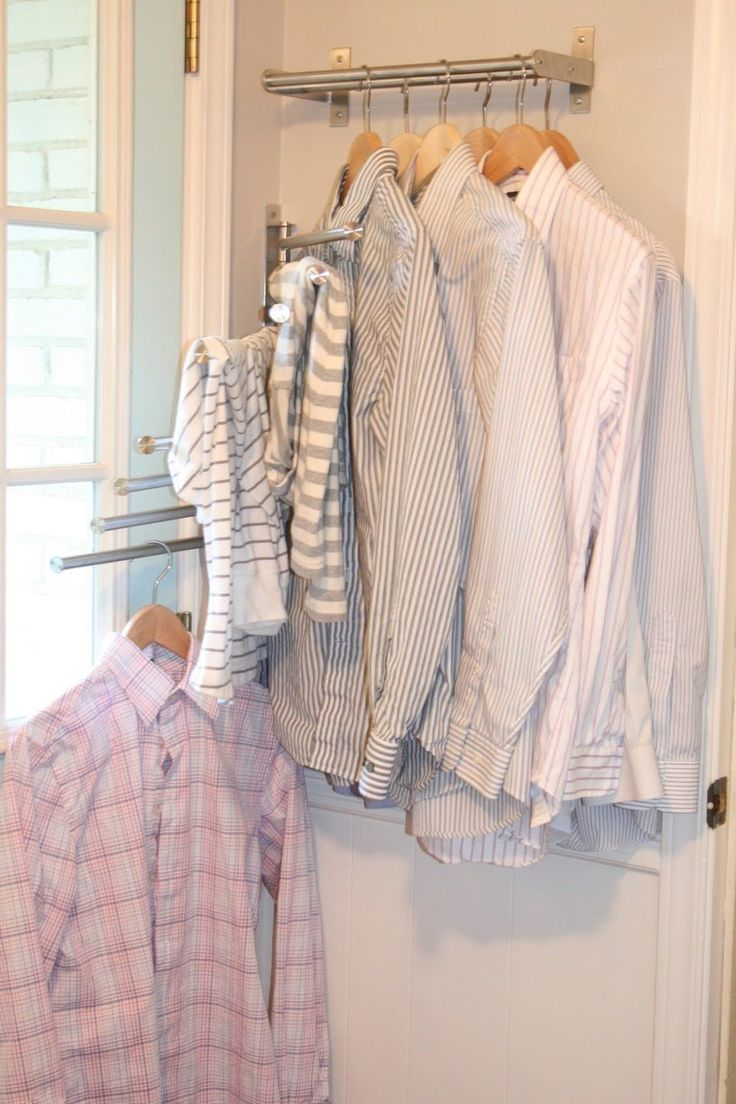 Laundry Hanging Bar The 25 Best Laundry Drying Racks Ideas On Pinterest Drying