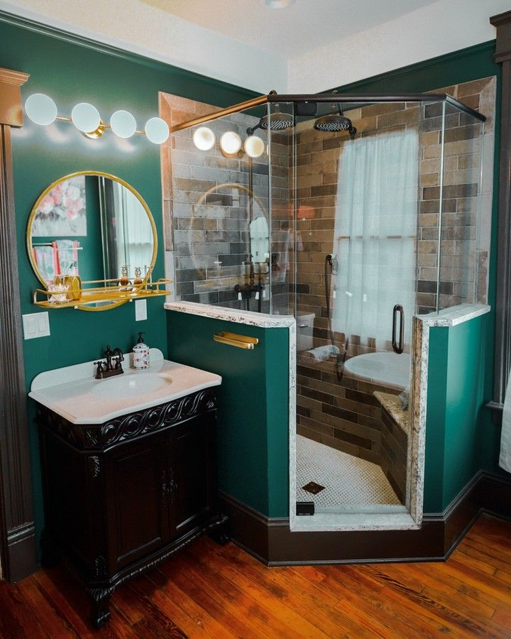 Pin On Bathroom Paint Color Inspiration