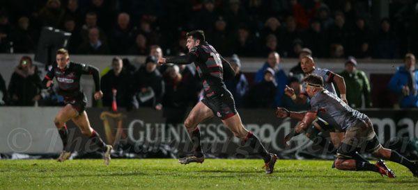 Latest news Rugby - Edinburgh v Southern Kings, Guinness PRO12