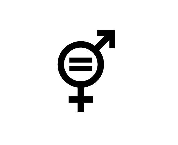 Gender Equality Symbol Decal by UnhealthyAttachment on Etsy https://www.etsy.com/listing/238020356/gender-equality-symbol-decal