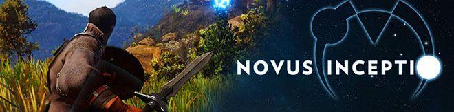 Novus Inceptio v0.10.005 - игра на стадии разработки