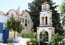 Church of Saint Merkourios - Churches in Rhodes