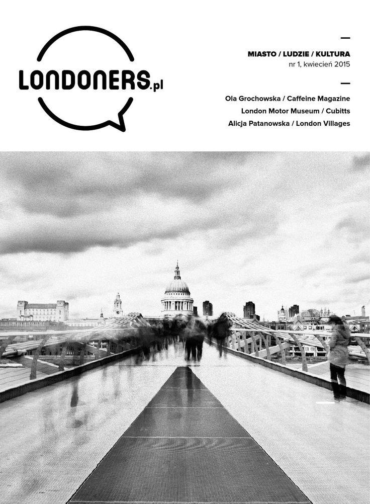 Miasto/Ludzie/Kultura -  londyński magazyn kulturalno-lifestylowy